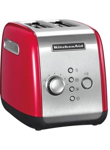 KitchenAid 5Kmt221Eer 2 Dilim Ekmek Kızartma Makinesi Siyah Empire Red Siyah